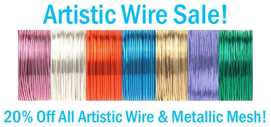 Artistic Wire Sale