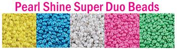 Pearlshine Beads