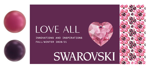 Swarovski Love All