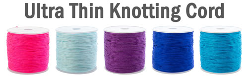 Ultra Thin Knotting